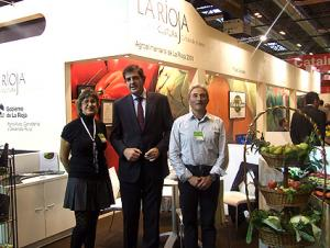 La IGP Coliflor de Calahorra contacta en Fruit Attraction con compradores europeos